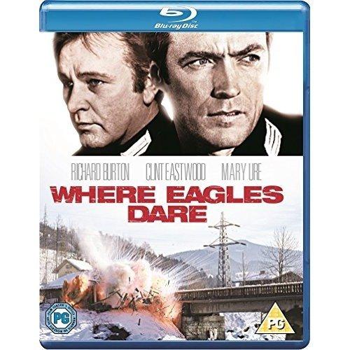 Where Eagles Dare Blu-Ray [2010]