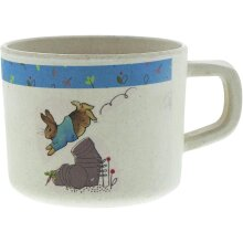 Beatrix Potter Peter Rabbit Organic Mug Childrens Eco Friendly Gift