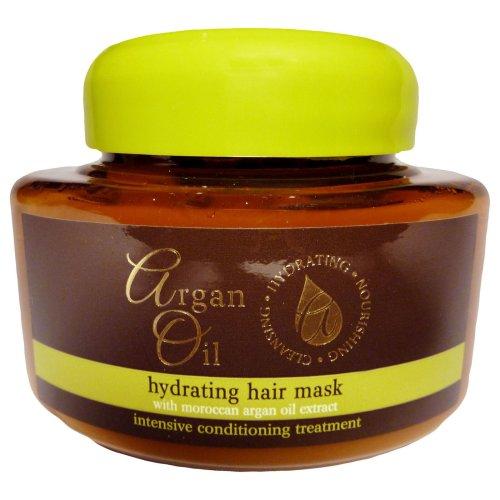 Xpel Argan Oil Hydrating Hair Mask - 220ml   Intensive Hair Treatment