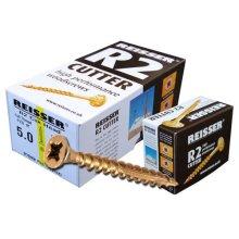 Reisser R2 Cutter Screws 6.0 x 60mm Box of 100