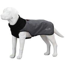 Scruffs & Tramps Thermal Dog Coat XXXS Grey Pet Costume Dog Clothes Puppy Coat