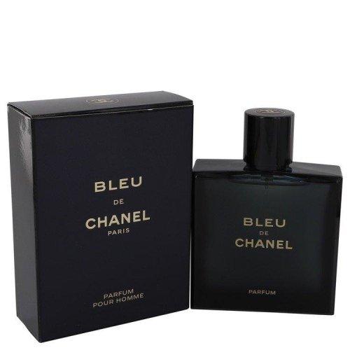 Bleu De Chanel by Chanel Parfum Spray (New 2018) 3.4 oz