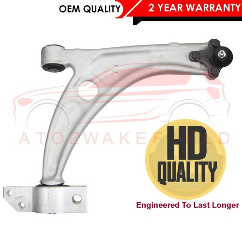 FOR ALHAMBRA 1.4 2.0 TSI TDI QUATTRO FRONT LOWER RIGHT SUSPENSION WISHBONE ARM
