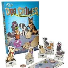 Thinkfun 44001552 Dog Crimes-WhoâÃÃs to Blame Logic Game