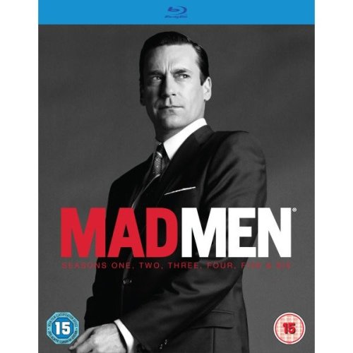 Mad Men Seasons 1 to 6 Blu-Ray [2013]