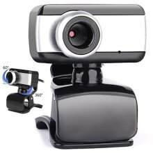 HD Webcam Computer Camera Web Cam with Microphone for Video Calls PC Laptop