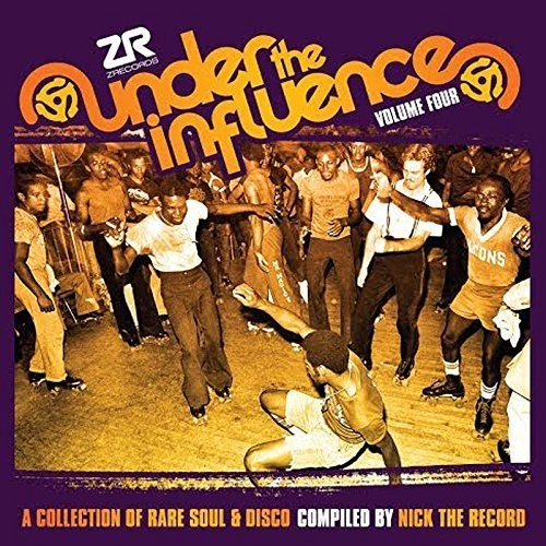 Under the Influence Vol. 4 Compiled by Nick the Re [CD]