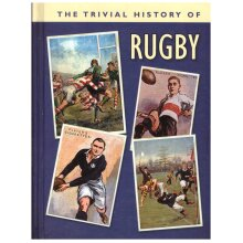 The Trivial History Of Rugby from Past Times - Used