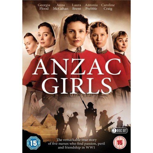 Anzac Girls DVD [2015]