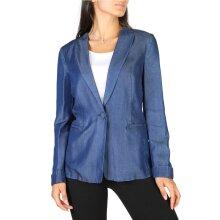 Emporio Armani Women's Blazer Blue 3Y2G1R2D26Z