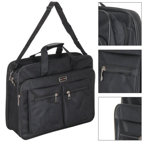 17 Inch Business Laptop Case Durable Notebook Computer Waterproof