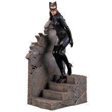 Dc Direct The Dark Knight Rises: Catwoman 1:12 Scale Statue
