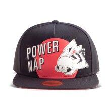 POKEMON Power Nap Pikachu Snapback Baseball Cap