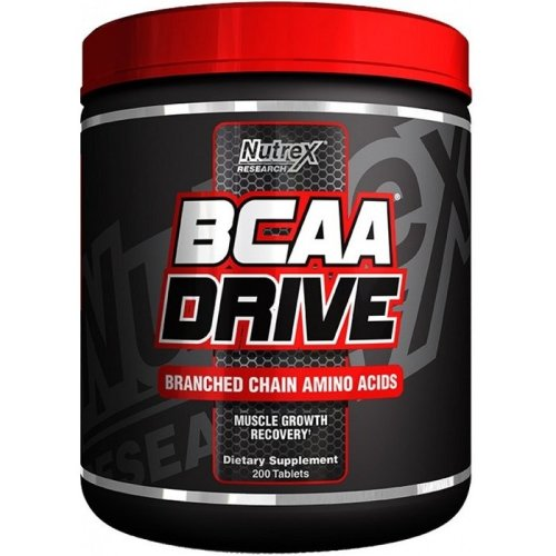 Nutrex  BCAA Drive - 200 tabs