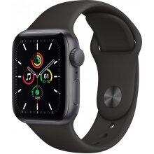 Apple Watch SE 40mm GPS Space Grey Aluminium Anthracite Black