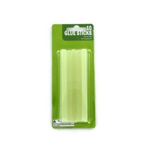 Kole Imports CC423-72 4 in. Standard Glue Sticks, Pack of 72