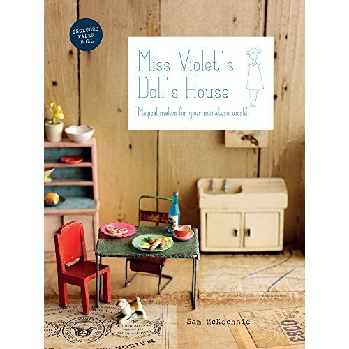 Miss Violet's Doll's House