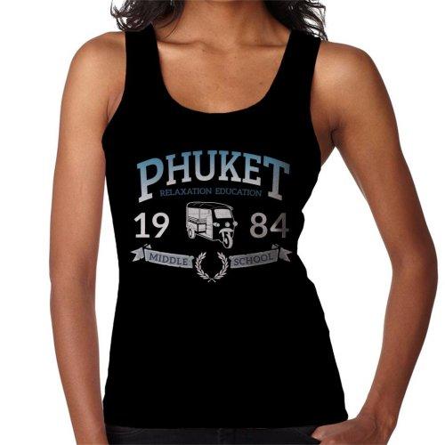 Phuket 1984 Middle School Women's Vest