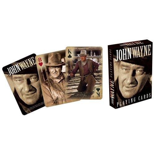 Playing Card - John Wayne - Cowboy Poker Licensed Gifts Toys 52187