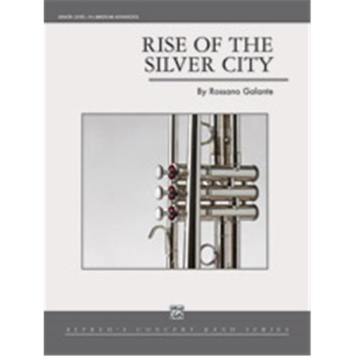 Alfred 00-46001 Rise of the Silver City by Rossano Galante