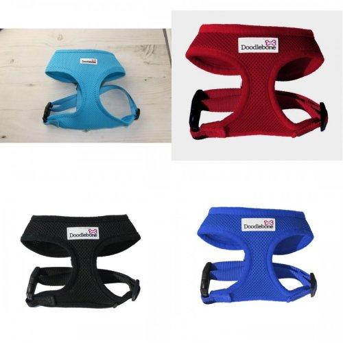 Doodlebone Air Mesh Dog Harness