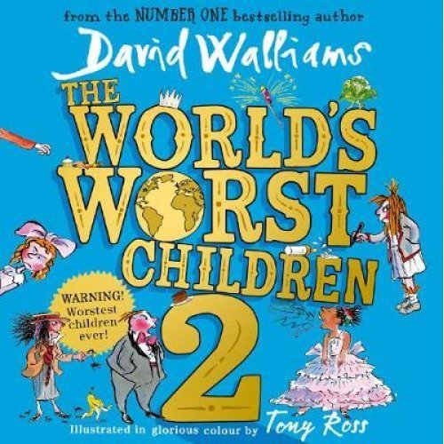 The World's Worst Children 2 By David Walliams | Children's Book
