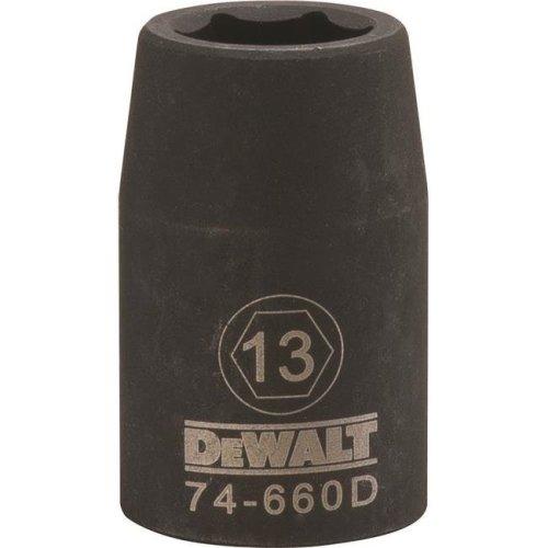 Stanley Tools 233321 13mm Impact Socket - 0.5 in. Drive