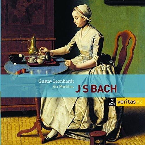 Gerd Berg - Bach: 6 Partitas Bwv 825-830 [CD]