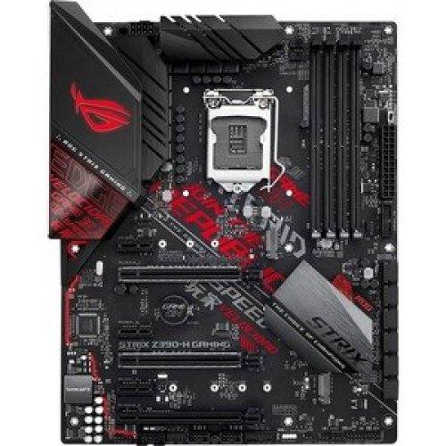 Rog Strix Z390-H Gaming Desktop Motherboard Intel Chipset Socket H4 Lga-115 90MB0YU0-M0EAY0