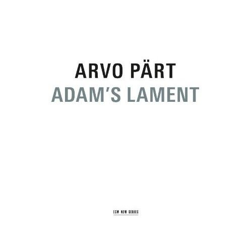 Part Arvo - Adams Lament [CD]