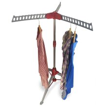PORTABLE HEAVY DUTY CLOTHES AIRER LAUNDRY DRYER HANGER FOLDING STAND