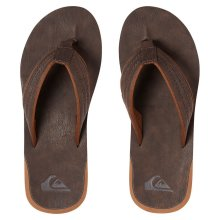 Quiksilver Carver Nubuck Sandals - Demitasse
