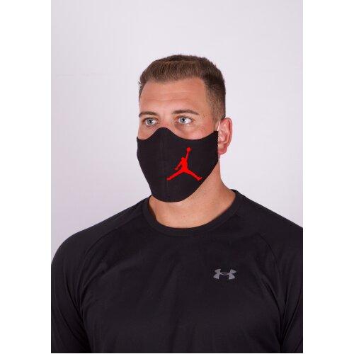 Nike Air Jordan Facemask Man, washable, 100%cotton