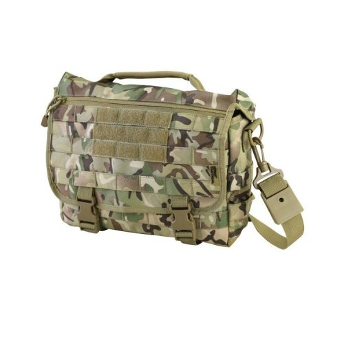 Kombat Molle Small Messenger Bag 10L BTP MTP