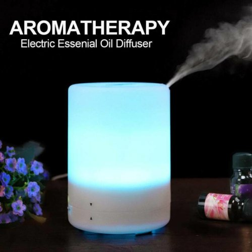 Electric Oil Essentials Aroma Diffuser Humidifier Air Purifier LED