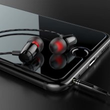New Arrival Colorful Earphone 3.5mm In-Ear Wired Earbuds