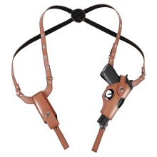 Hunting Gun Bag Carrier With Mag Pouch