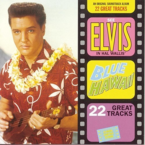 Elvis Presley - Blue Hawaii | Soundtrack CD