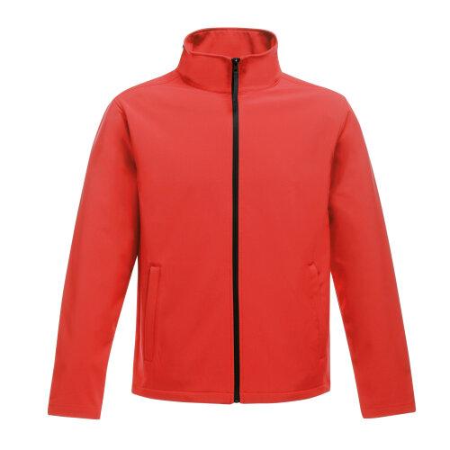 Regatta Professional Mens Ablaze Warm Wind Resistant Zip Up Softshell Jacket
