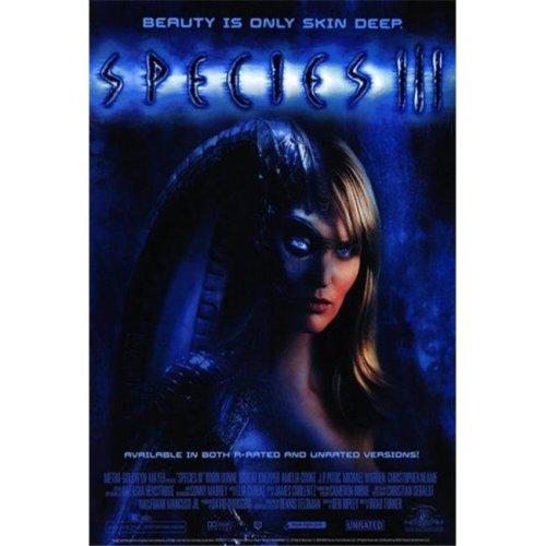 Species 3 Movie Poster - 11 x 17 in.