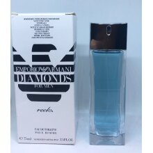 Armani Diamonds Rocks 75ml Eau de Toilette (Clearance Stock Storage Signs)
