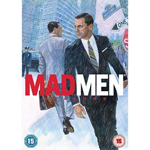 Mad Men Season 6 DVD [2013]
