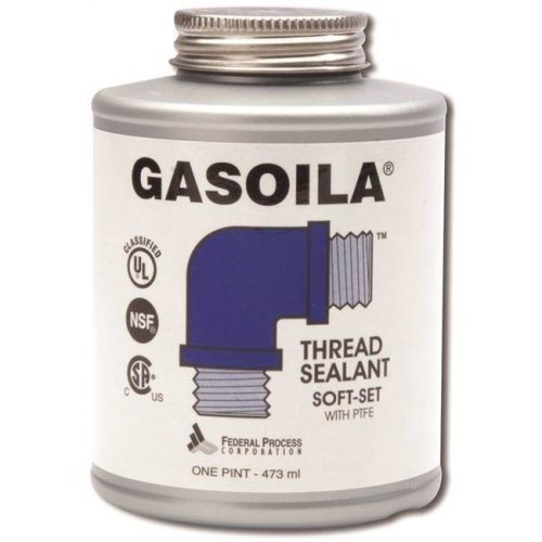 Federal Process 7030679 4 oz Thread Sealant with Ptfe Paste