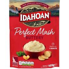 Idahoan Buttery Potato Mash, Pack of 12