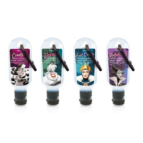 Moisturising Antibacterial Disney Villains Hand Sanitizer Gel