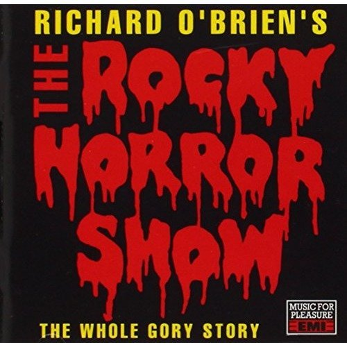 London Cast - Rocky Horror Show [CD]