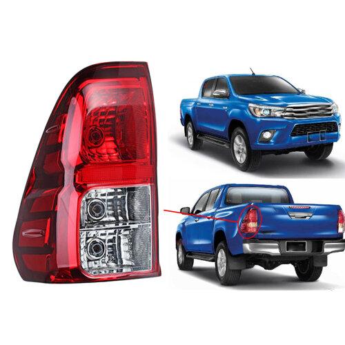 Fit Toyota Hilux Revo Pickup Truck Rear Tail Light 2016 Left passenger