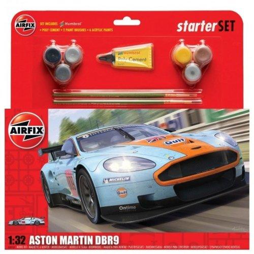 Air50110 - Airfix Large Starter Set - 1:32 - Aston Martin Dbr9