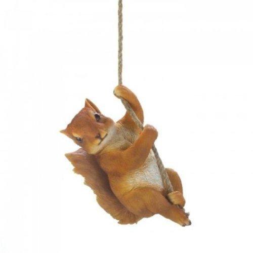 Summerfield Terrace 10018446 Hanging Squirrel Decor