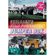 Children's Film Foundation - Bumper Box DVD [2018]